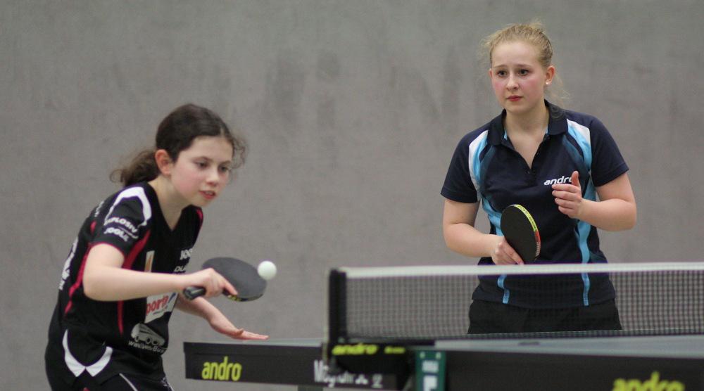... schlugen sich auch richtig gut und scheiterten erst im Viertelfinale an Gawolek/Henning.
