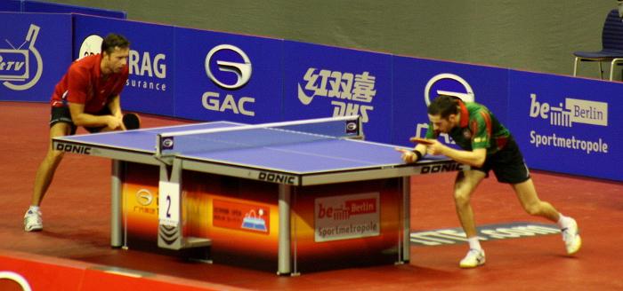 Der Portugiese Mario Freitas brachte Samsonov im Viertelfinale an den Rand einer Niederlage. Freitas und sein Landsmann Thiago Apolonia (v.a. gegen Fan Zhendong im Halbfinale) spielten beide überraschend stark auf.