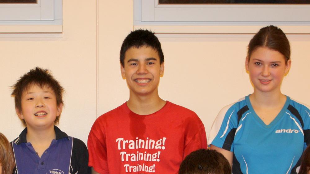 Lehrgang 2009: Damals noch auf dem Vereinsgelände des VfK Südwest