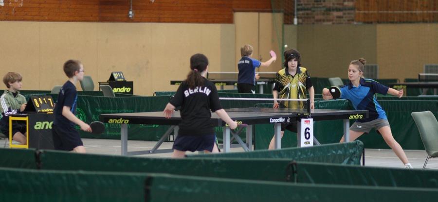 Isi konnte hier mit ihrem Partner Conrad Boche (KSVA) die Bronzemedaille gewinnen.