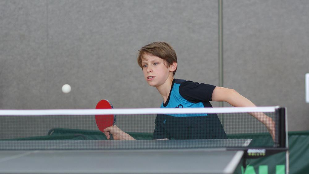 Finn, 3. Platz bei den B-, C, D-Schülern
