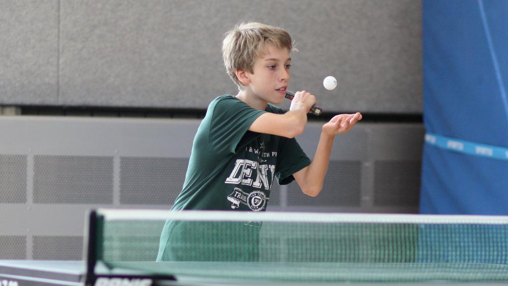 Ludwig (A-Schüler), 5. Platz bei der Jugend