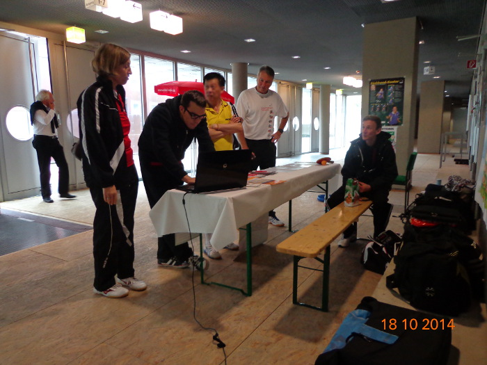 STTK-Stand auf der Messe Sport & Gesundheit 2014 (Foto: T. Schneider)