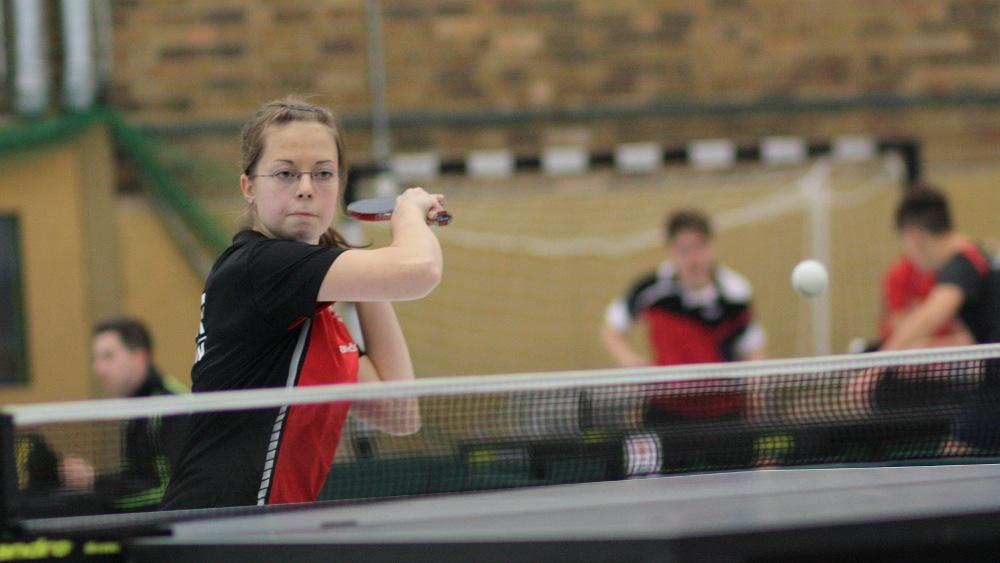 Der überraschende Gruppensieg legte den Grundstein für Svenjas Gewinn der Bronzemedaille im Einzel.