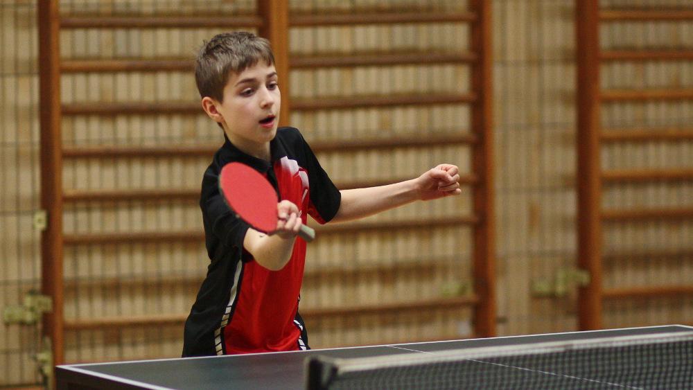 Mit 5:2 belegte Timo spielgleich mit dem Dritten den 4. Platz in Gruppe 1
