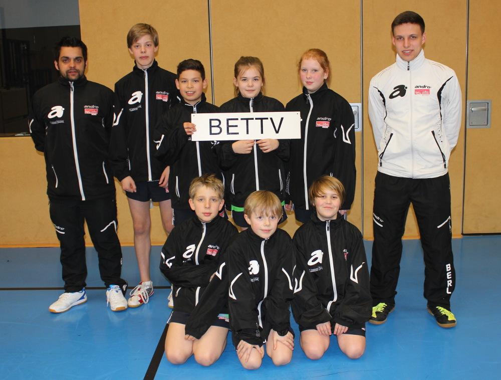 B/C-Länderpokal: Berliner Team (Foto: Thiburra)