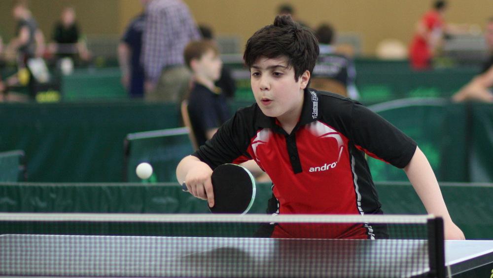 Miguel wurde Zweiter in der Vorrunde. In der 1. KO-Runde war dann aber Schluss.