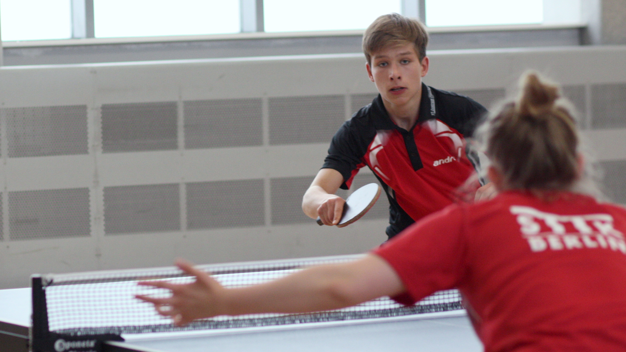 Konrad belegte den 7. Platz der Jugend-Konkurrenz.