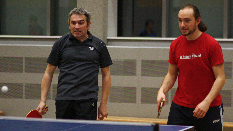 Dariusz (links) und Lennart