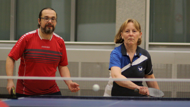 Margarete (rechts) und Tobias
