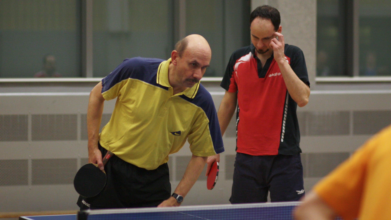 Martin (links) und Clemens