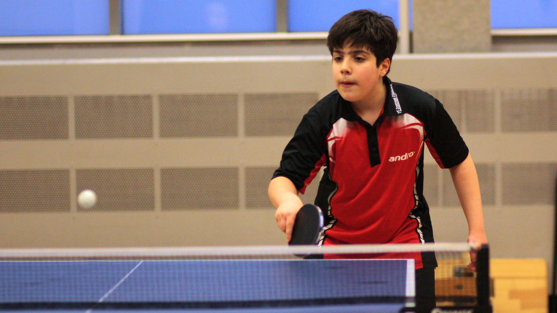 1. Platz: Miguel (7:0 Spiele)