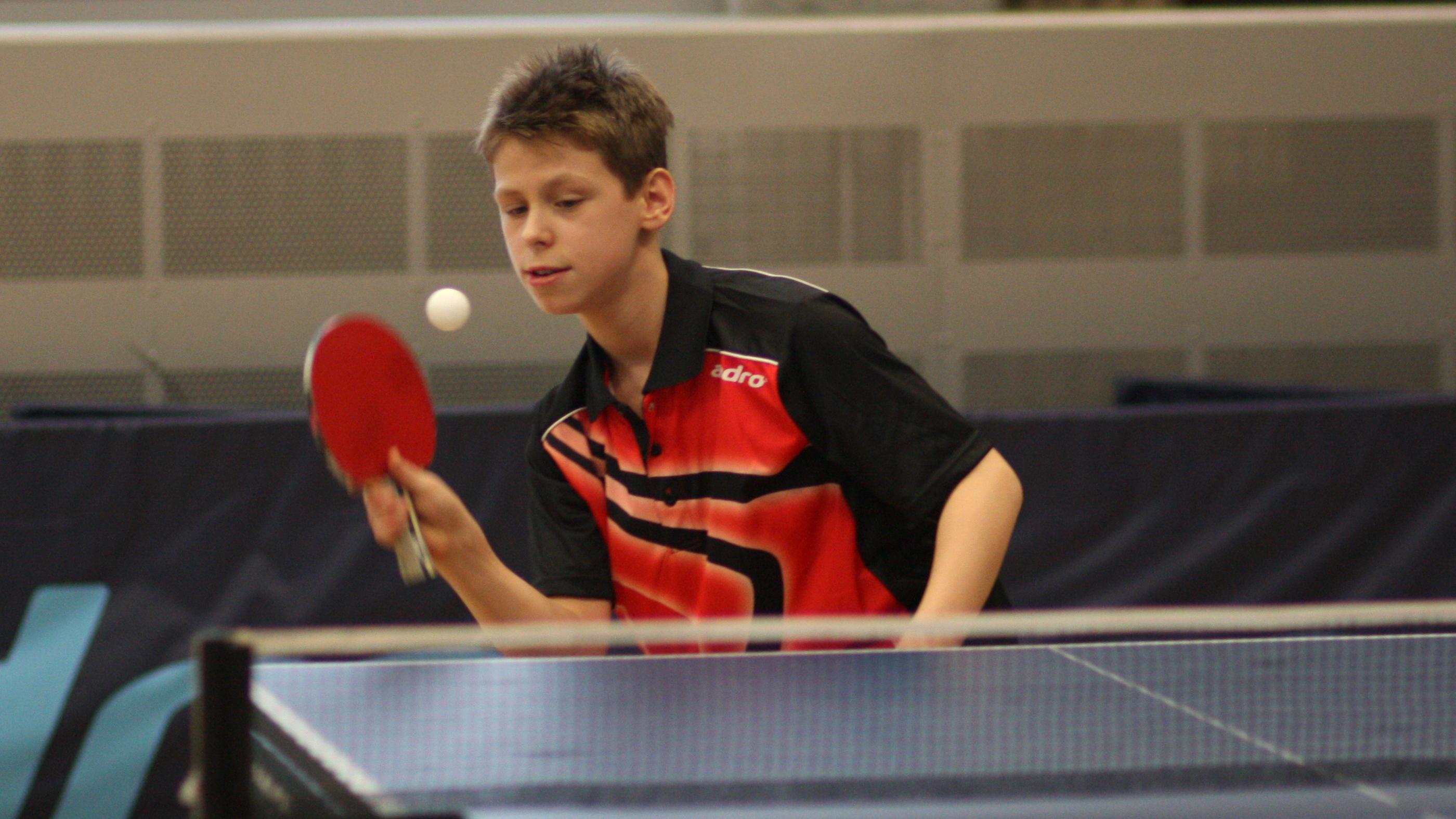 2. Platz: Finn (6:1 Spiele)