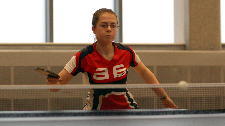 2. Platz: Svenja (4:1 Spiele)