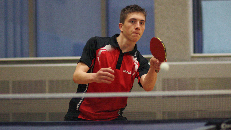 1. Platz Jugend/Junioren: Mike