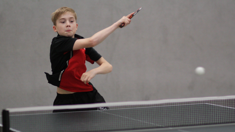 Felix zeigte eine starke Leistung. Selbst gegen den späteren Finalisten konnte er phasenweise gut mithalten, auch wenn hier im Achtelfinale Schluss war.