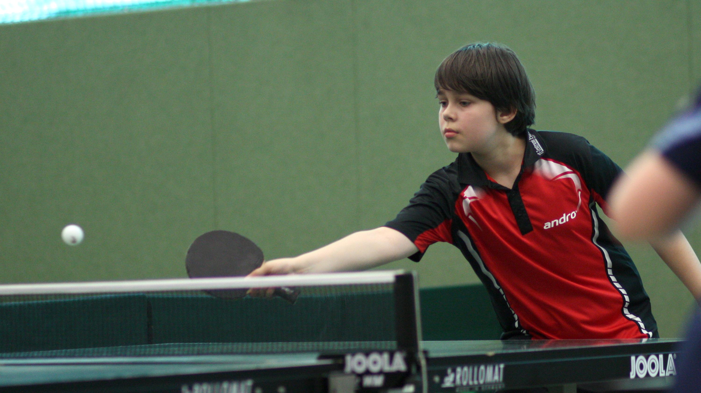Fabian erreichte das Achtelfinale und belegte Platz 12.