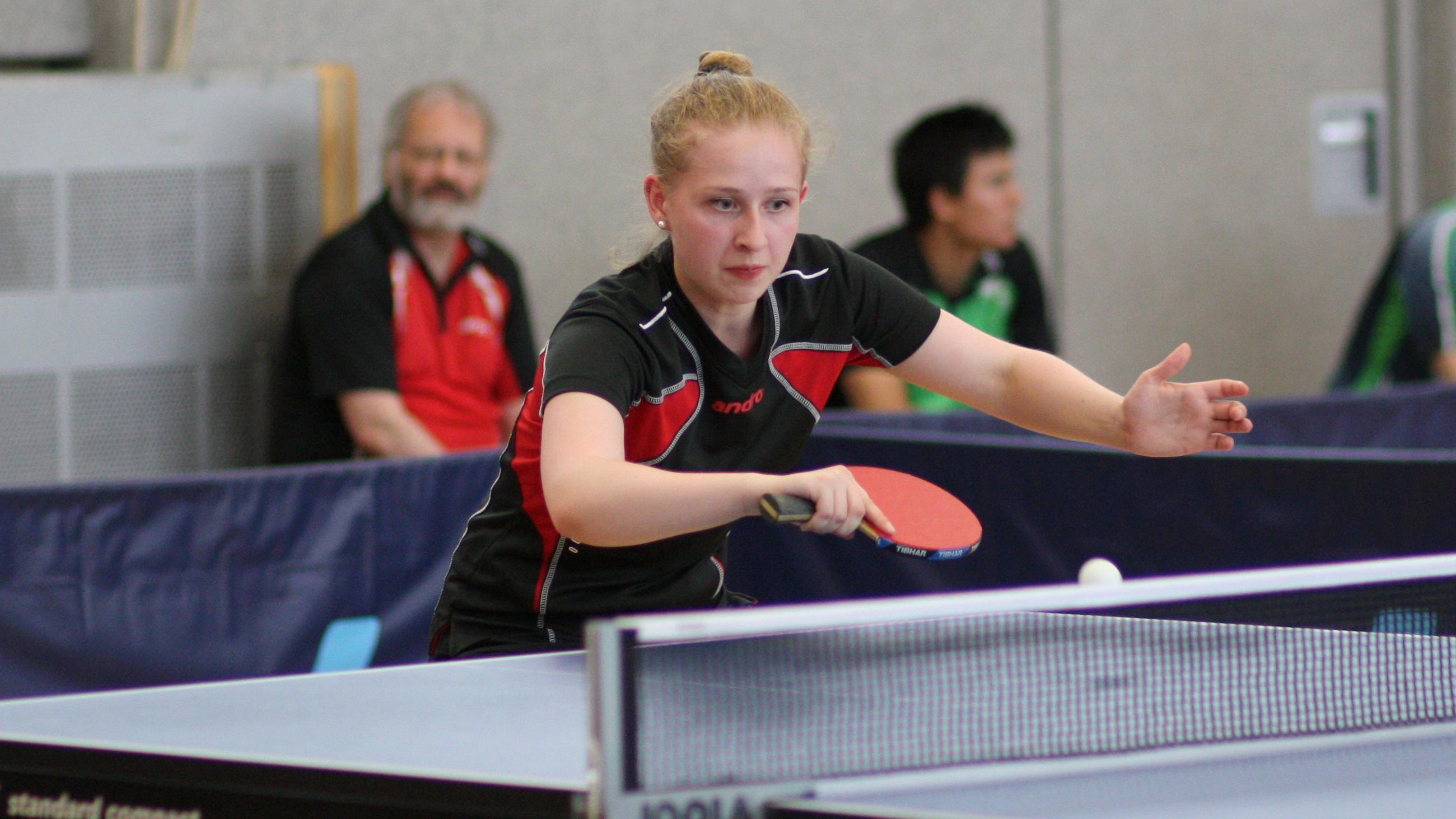 Für die Titelverteidigung reichte es nicht ganz, aber Vorjahressiegerin Sophie landete am Ende auf dem zweiten Platz.
