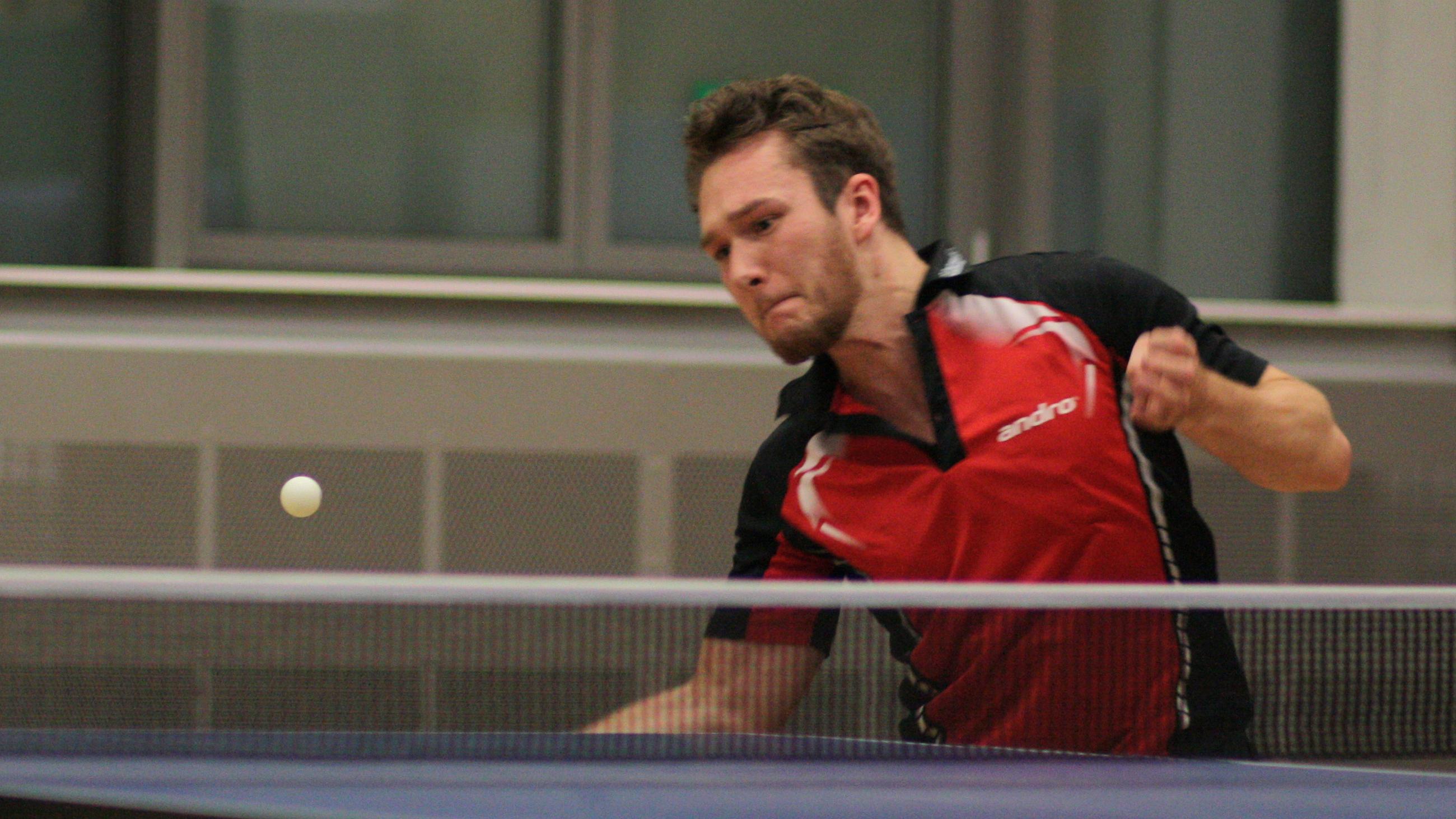 Alex ist wieder in Topform und zeigte gegen TuSLi und Neukölln starke Leistungen.