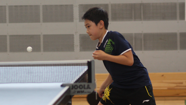 Jiayu holte den Titel bei den B- und bei den C-Schülern.