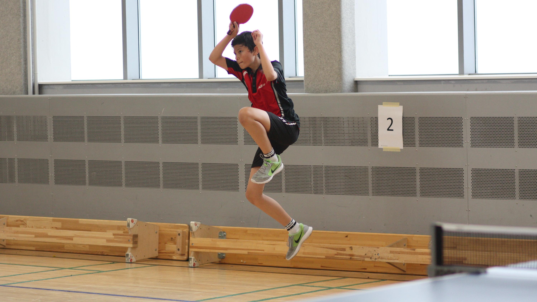 Raden (3. Platz bei den A-Schülern und 2. Platz bei den B-Schülern) bei der Ballonabwehr. Schon am Samstag war Raden aktiv dabei und half über den ganzen Tag in der Turnierleitung. Vielen Dank!