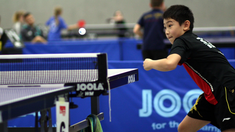 Jiayu belegte mit einem Spielverhältnis von 6:5 den 5. Platz
