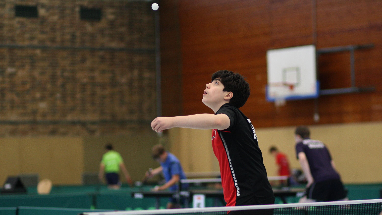 Miguel belegte genau wie Svenja den 9. Platz.
