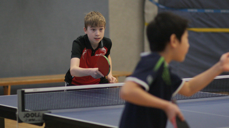 5. Platz Jugend: Felix (4:3 Spiele)