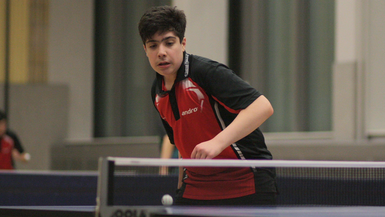 3. Platz Jugend: Miguel (5:2 Spiele)
