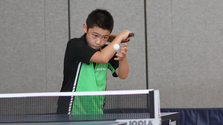 Jiayu: 1. Platz bei den B-Schülern und 2. Platz bei den A-Schülern