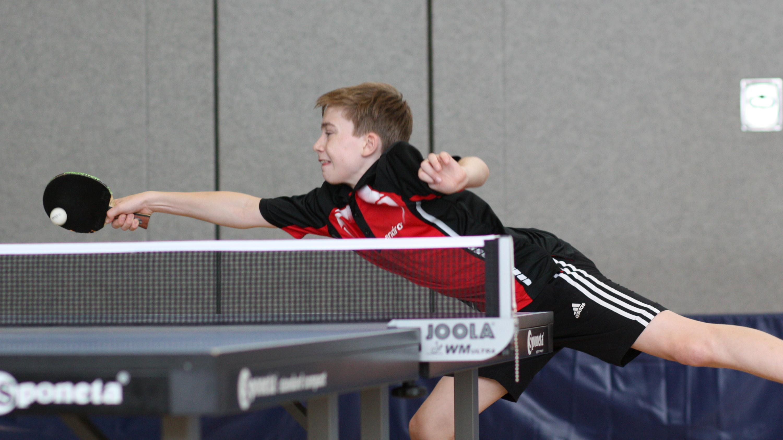 Felix: 3. Platz bei den A-Schülern und 2. PLatz bei den Jungen