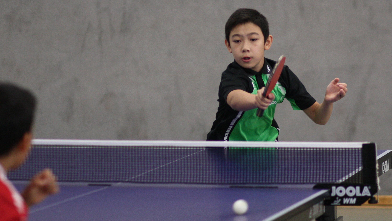 Jiayu: 1. Platz Landesrangliste B-Schüler 2018