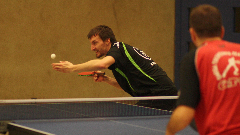 Niklas beim Spiel gegen OTTO I