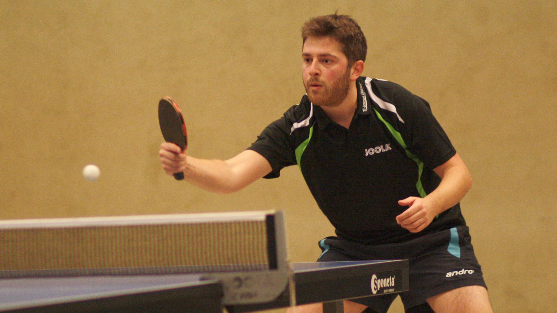 Adrian im Spiel gegen Rudow