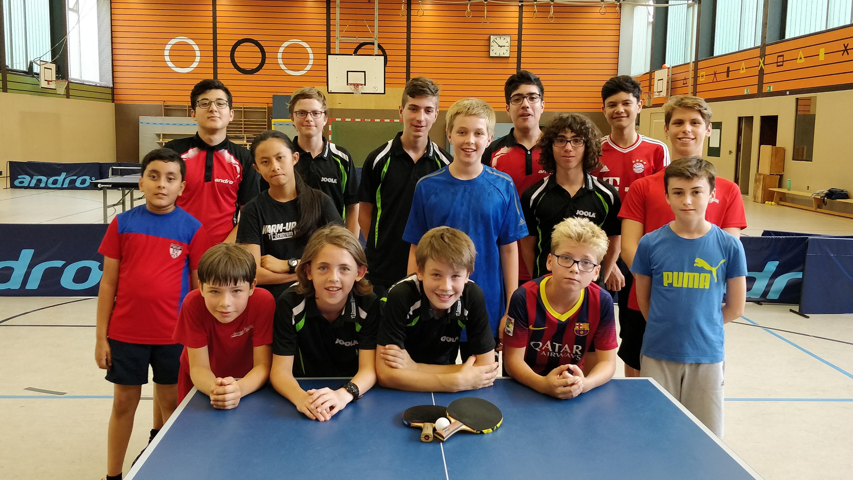 Trainingsgruppe Lehrgang Sommerferien 2019