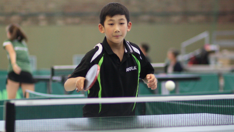 Jiahe, 12. Platz bei der Landesrangliste der Jungen 15 2019