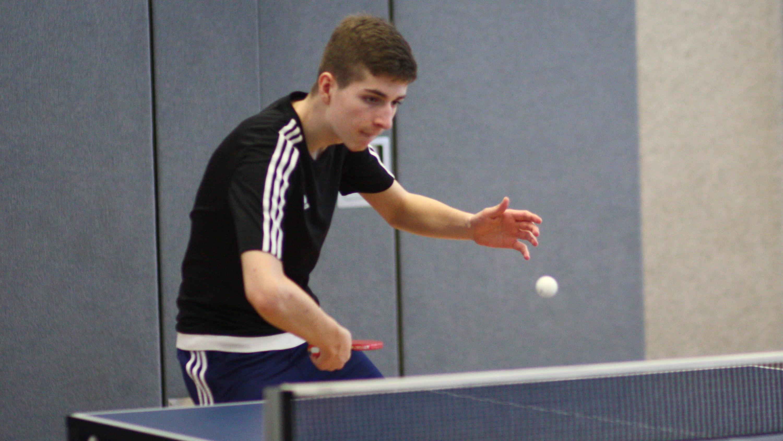 Sieger der Vereinsrangliste bei den Jugend: Timo