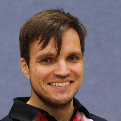 1. Sascha Hahn